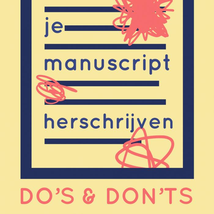 Je manuscript herschrijven: do's en don'ts